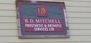 BD Mitchell  Prosthetic Services